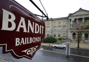 COUNTIES TO TAKE LEGAL ACTION AGAINST BAIL REFORM