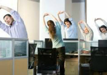 Desk Job?  4 Easy Ways to Stay Active in the Office