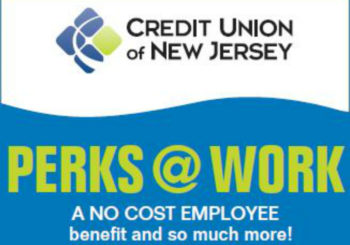 Credit Union of New Jersey Offers Perks