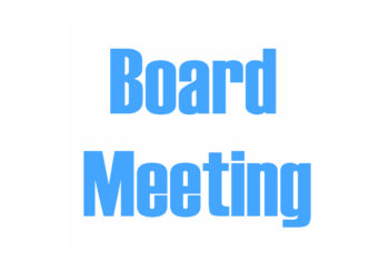 NJAC BOARD of DIRECTORS MEETING
