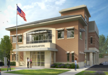 Developing Public Safety Needs & Trends Influence Design of New Garfield Police Headquarters