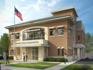 Developing Public Safety Needs Trends Influence Design Of New Garfield Police Headquarters New Jersey Association Of Counties